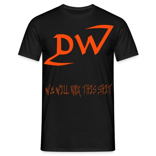 Rock Stier - Männer T-Shirt