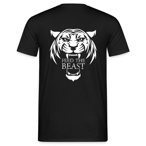 STRONGER - Feed The Beast - Mannen T-shirt