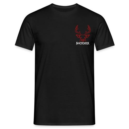 Noeyedeer Red - Men's T-Shirt