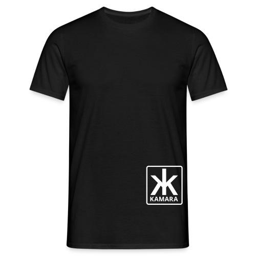 Kamara-logo-2016 - Men's T-Shirt