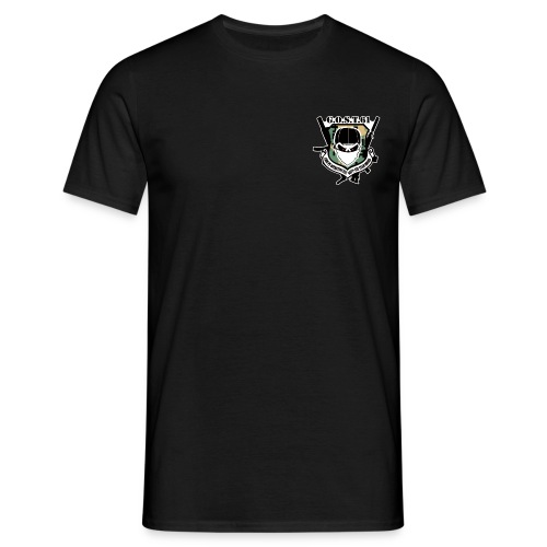 logo-complet-quadri - T-shirt Homme