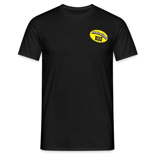 Ich bin wütend - WUTBOX - Männer T-Shirt
