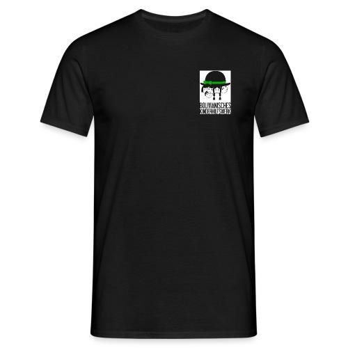 bkhw logo 4c gross - Männer T-Shirt