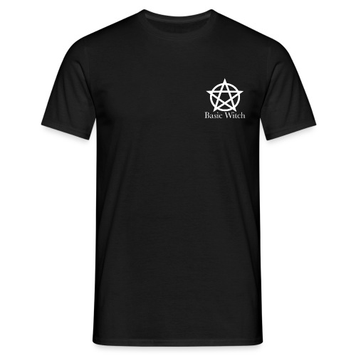 Basic Witch - Men's T-Shirt