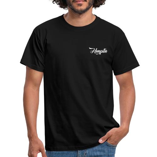 HMPTN Logo small - Männer T-Shirt