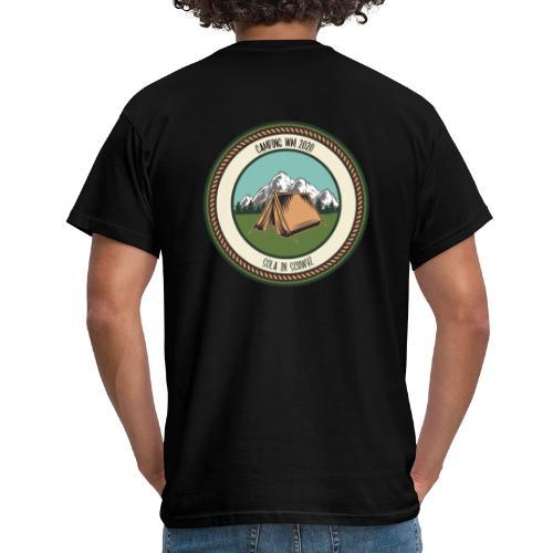 Sola 20 Camping WM - Männer T-Shirt