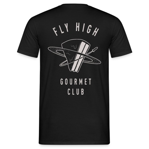 Space Cake - T-shirt Homme