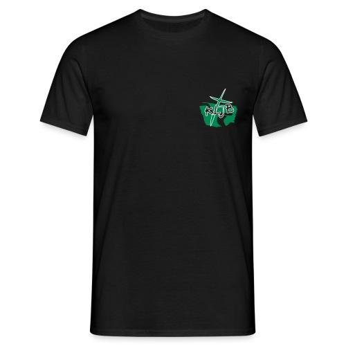 KLJB Wettringen 2x Logo - Männer T-Shirt