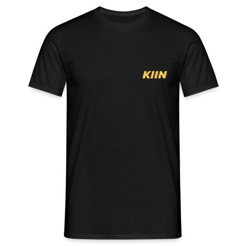 KIIN Logo - Men's T-Shirt
