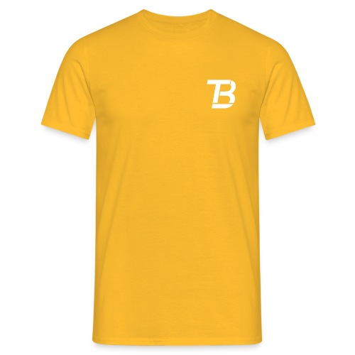 Brt Logo - Men's T-Shirt