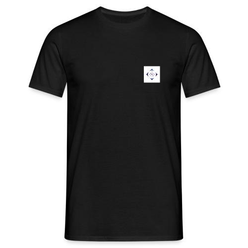 Lasersimple png - Männer T-Shirt