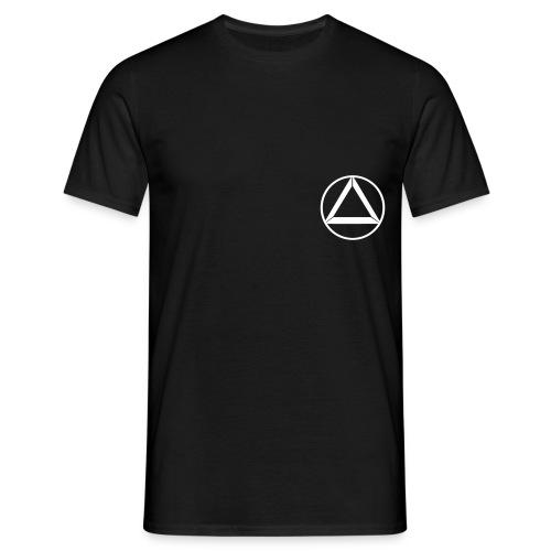 circle_light - Männer T-Shirt