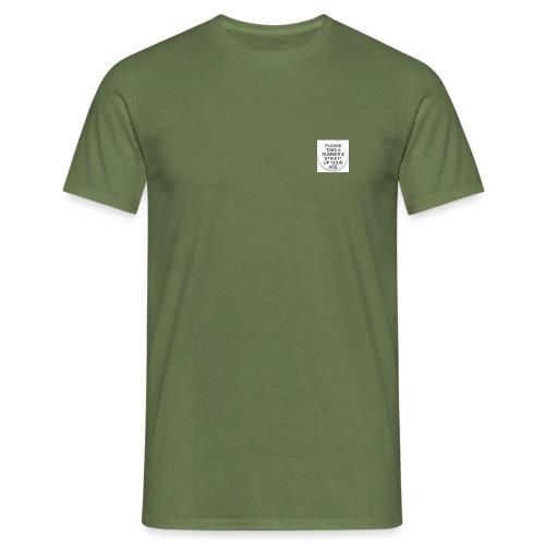 takenumber - Men's T-Shirt