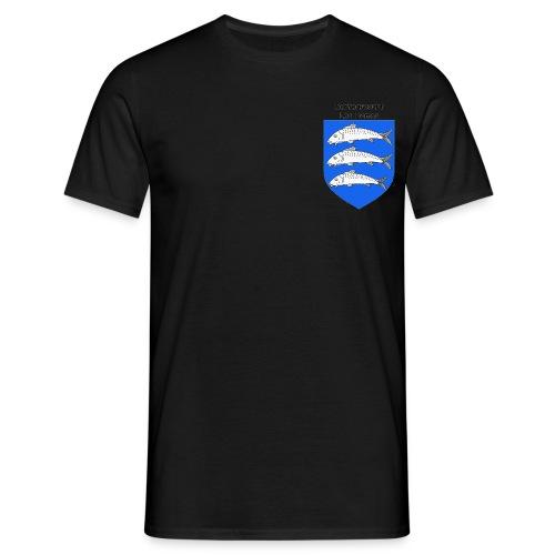 Berteaucourt les Dames 3 gif - T-shirt Homme