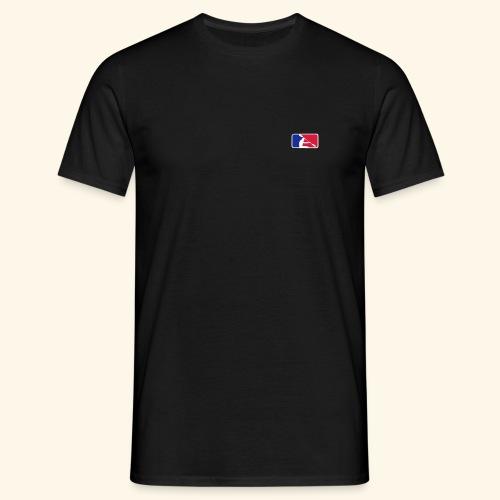 Kanu mit Frame - Männer T-Shirt