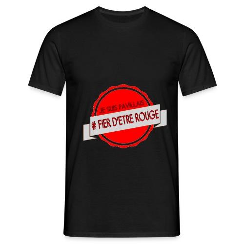 FIER DETREROUGE - T-shirt Homme