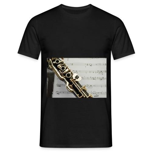 Music - Männer T-Shirt