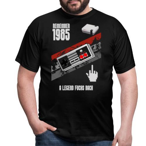 LEGEND OF 1985 - Männer T-Shirt