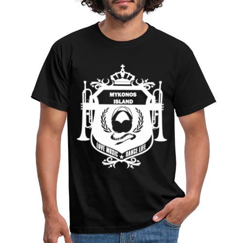 Mykonos Vibes - T-shirt Homme