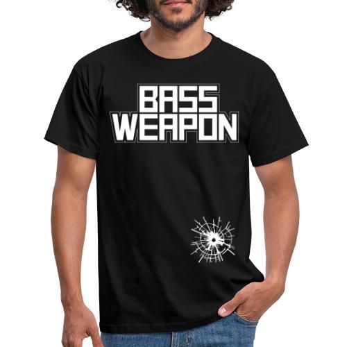 logo oben schuss untne - Männer T-Shirt