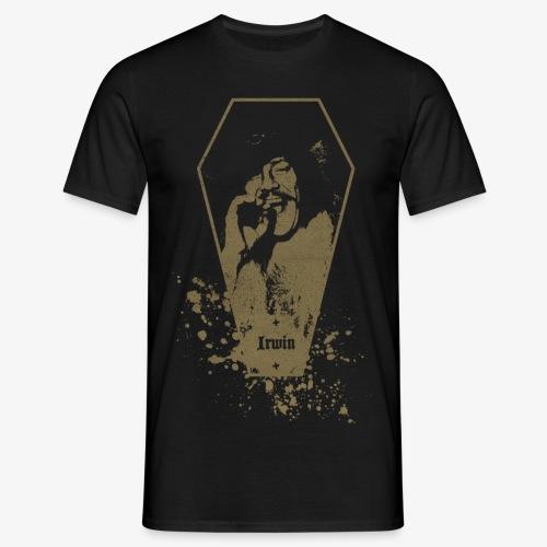 Tribuutti Irwinille - Miesten t-paita