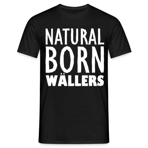 Schrift - Männer T-Shirt