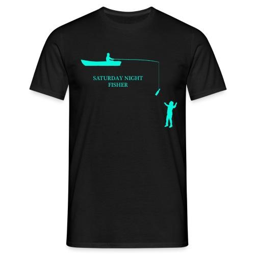 SATURDAY NIGHT FISHER - T-shirt Homme
