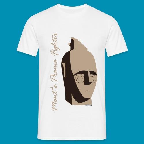 montepramafighter png - Maglietta da uomo