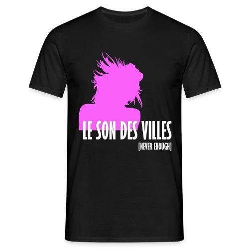 Le Son Des Villes - Women - T-shirt Homme