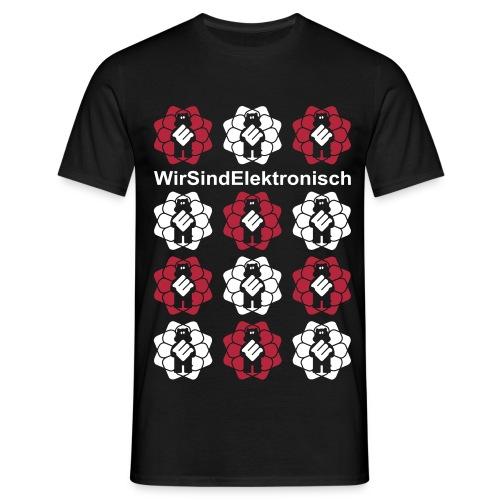 wseSpringShirt - Männer T-Shirt