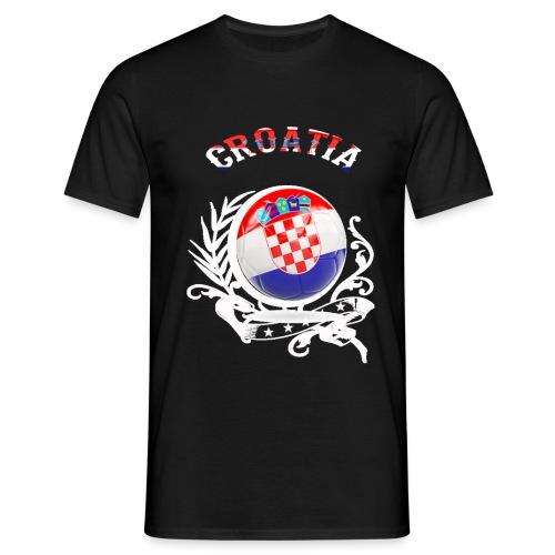 T SHIRT CROATIA Kroatien - Männer T-Shirt