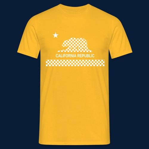 California Republic - Männer T-Shirt