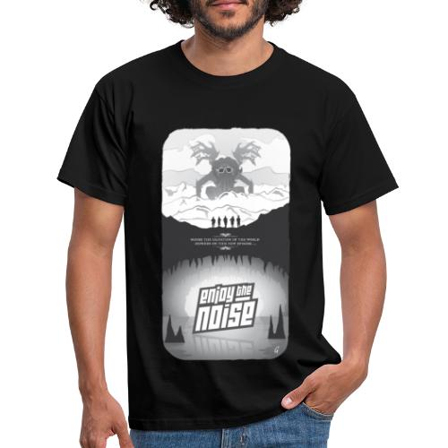 5 Cthluhu3 02 01 png - T-shirt Homme