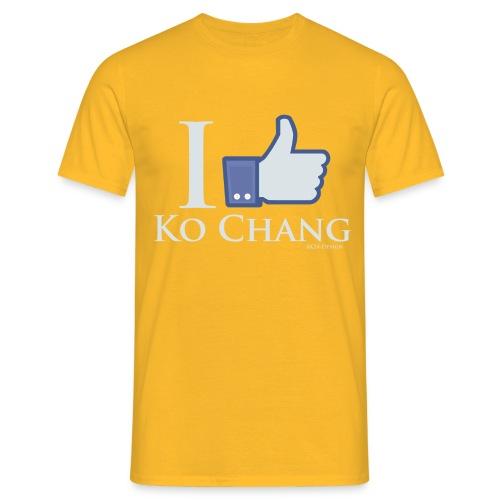 Like-Ko-Chang-White - Männer T-Shirt