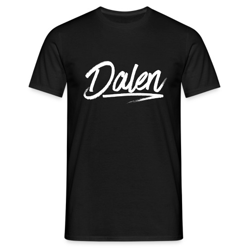 Dalen white - T-shirt herr