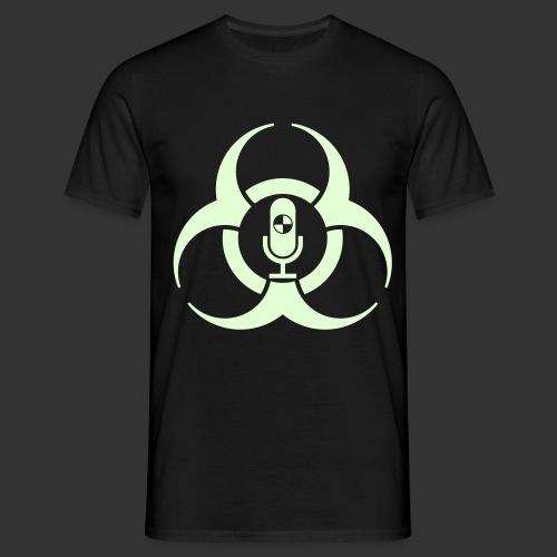 Biohazardous Podcast - T-shirt Homme