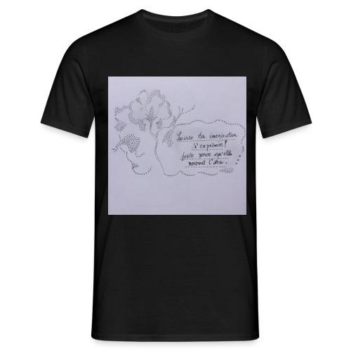 Express me!! - T-shirt Homme
