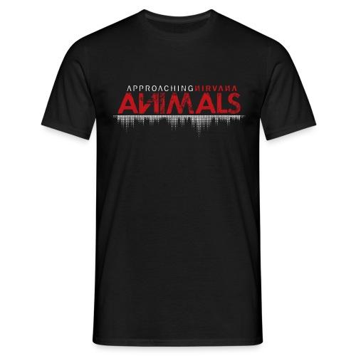 A N Shirt ANimals png - Men's T-Shirt