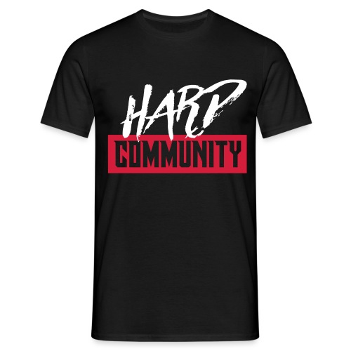 Hard Community - T-shirt Homme