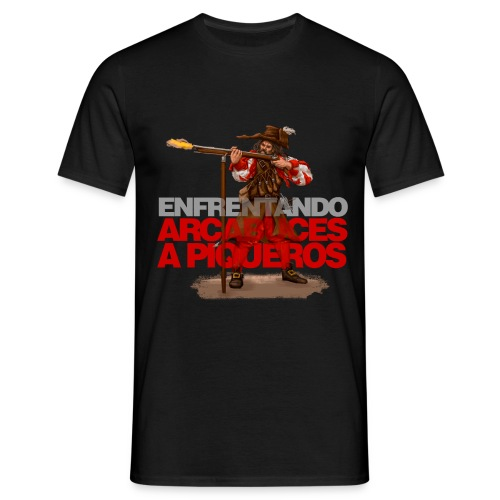 Arcabucero de los Tercios Españoles - Camiseta hombre