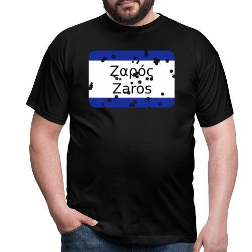 mg zaros - Männer T-Shirt