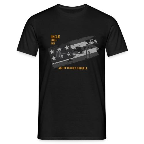 age of broken barbell - Männer T-Shirt