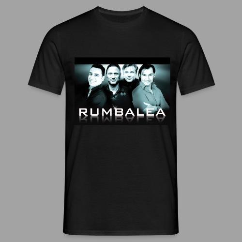 RUMBALEA Faces - Männer T-Shirt