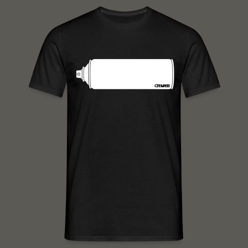 CPHMASS_LOGO_Can - Herre-T-shirt