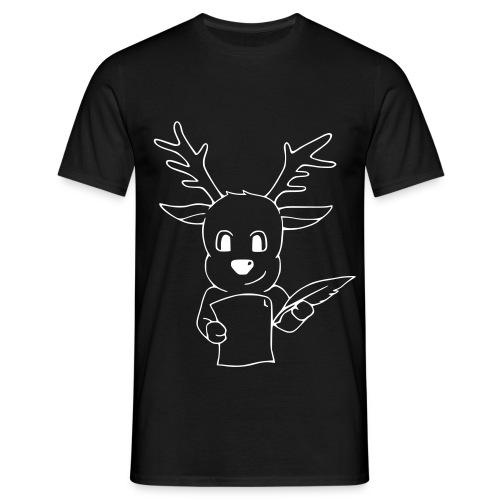 Rentier 1 - Männer T-Shirt