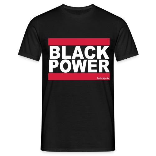 black power - Männer T-Shirt