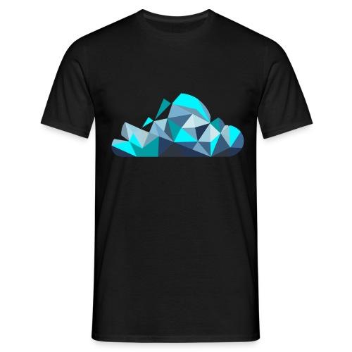 'CLOUD' Mens T-Shirt - Men's T-Shirt