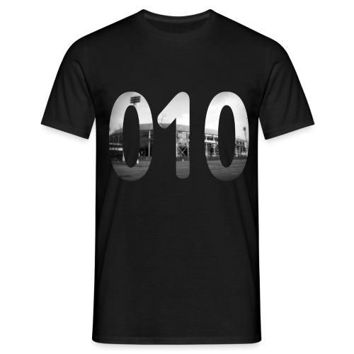 010 png - Mannen T-shirt
