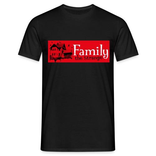 Family the Strange I - Männer T-Shirt