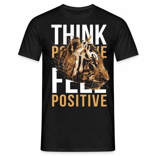 Tigre - T-shirt Homme